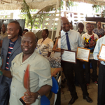 TAYOA Wins awards in tech exhibitions.